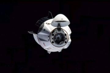 SpaceXCrew-1任务结束四名成员本周末返回地球