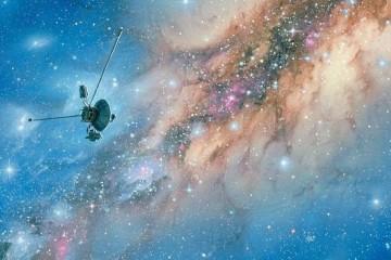 恒星对作为星系参考目标可使飞船找到回家的路